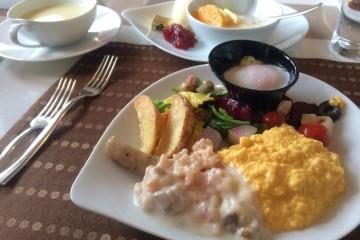 朝ご飯のパワー
