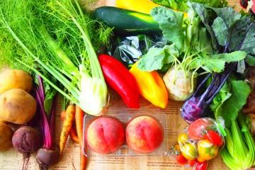 毎日野菜生活。