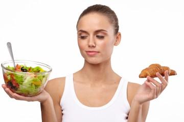 ダイエット中の食事イメージ