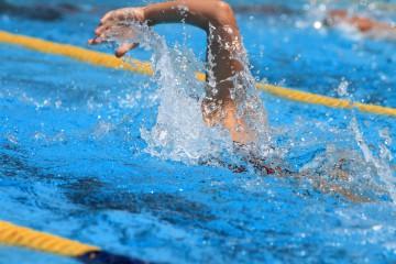 体にいい!水中運動。