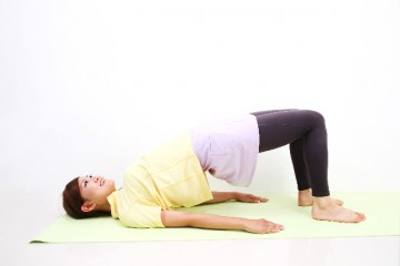 腰痛予防・改善運動