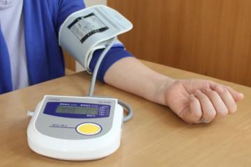 「高血圧」対策!