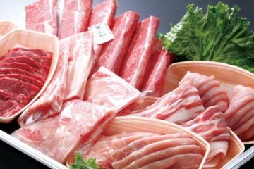お肉は食べる種類や部位を選ぼう。