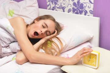 朝の二度寝撃退法!