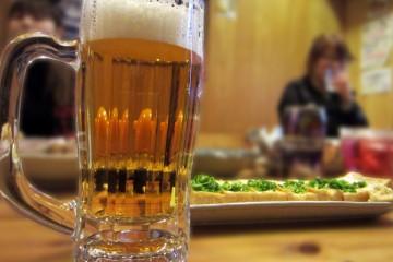 夏だ!ビールだ!ビアガーデン!!