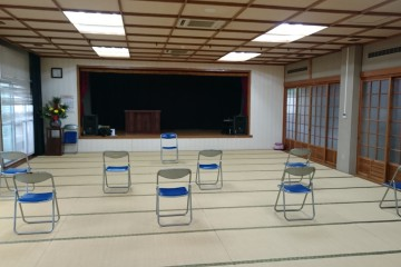 介護予防教室始まりました!